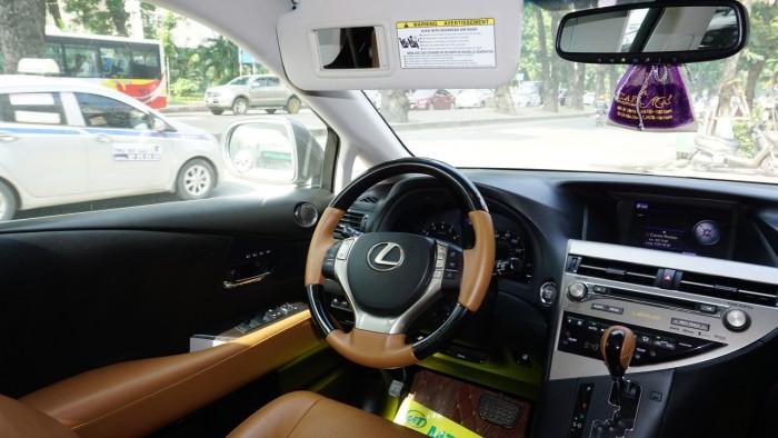 Lexus RX 350 đời 2014, màu xám (ghi), nhập khẩu Mỹ, biển Hà Nội tứ quý cực vip LH: 0982.842838 21