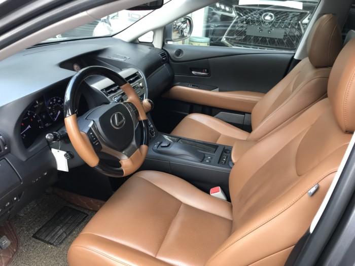 Lexus RX 350 đời 2014, màu xám (ghi), nhập khẩu Mỹ, biển Hà Nội tứ quý cực vip LH: 0982.842838 3