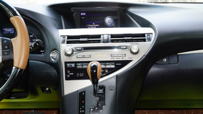Lexus RX 350 đời 2014, màu xám (ghi), nhập khẩu Mỹ, biển Hà Nội tứ quý cực vip LH: 0982.842838 17
