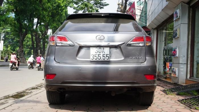 Lexus RX 350 đời 2014, màu xám (ghi), nhập khẩu Mỹ, biển Hà Nội tứ quý cực vip LH: 0982.842838 9
