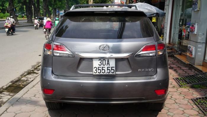 Lexus RX 350 đời 2014, màu xám (ghi), nhập khẩu Mỹ, biển Hà Nội tứ quý cực vip LH: 0982.842838 13