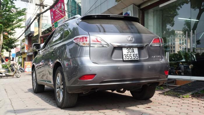 Lexus RX 350 đời 2014, màu xám (ghi), nhập khẩu Mỹ, biển Hà Nội tứ quý cực vip LH: 0982.842838 7