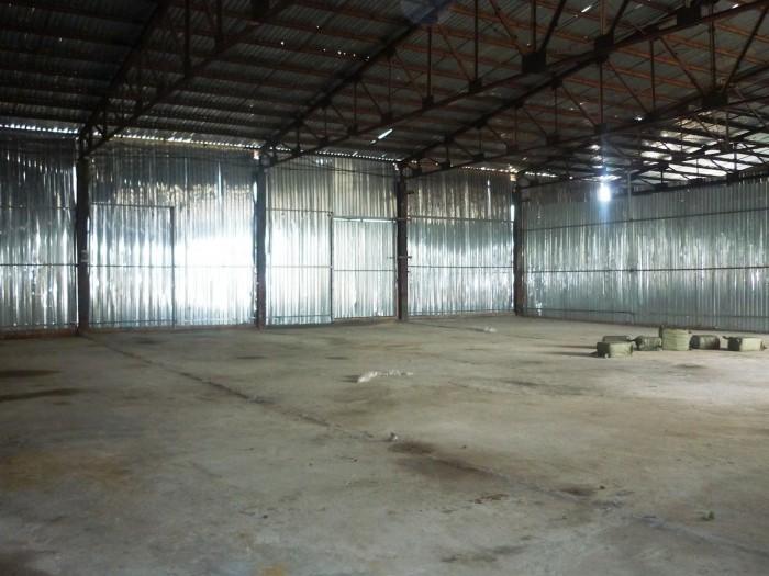 Cho thuê đất 200m2 làm kho xưởng  tại Trâu Qùy – Gia Lâm