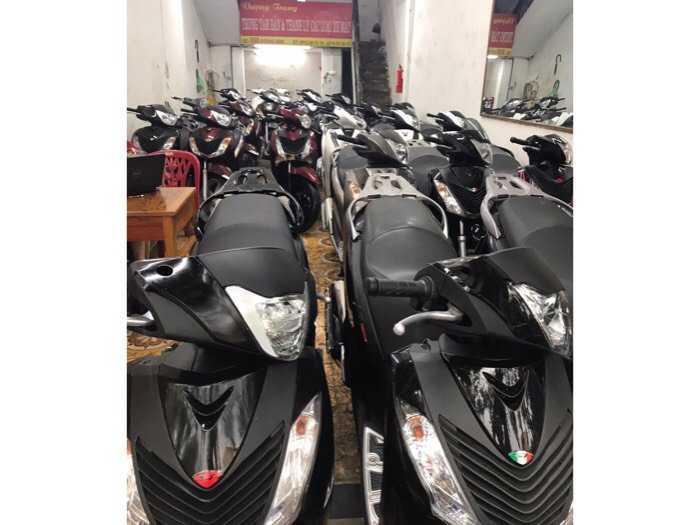 Cửa hàng Xe Máy VƯỢNG TRUNG chuyên bán các dòng xe ga cao cấp đã qua sử dụng: SH...