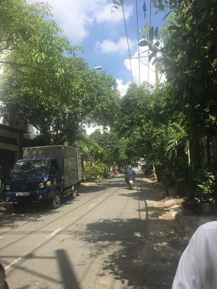 Biệt thự bán đường Nguyễn Bá Tòng 10 x20m (gần Lũy Bán Bích)
