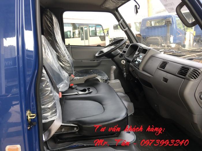 Xe tải Đô Thành Iz49 tải trọng 2,4 tấn vào thành phố, dùng dài 4,2, trả trước 80tr lấy xe ngay, nhiều quà tặng, khuyến mãi hấp dẫn. 9