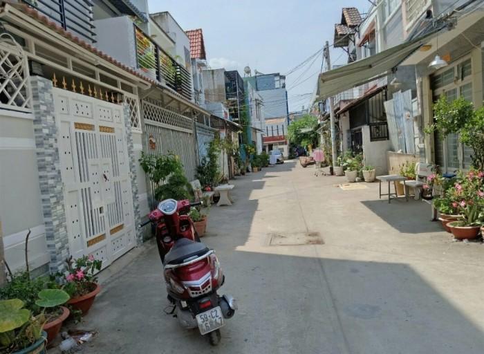 Bán nhà riêng 82.5m2- 1T2L Dương Quảng Hàm - Gò Vấp
