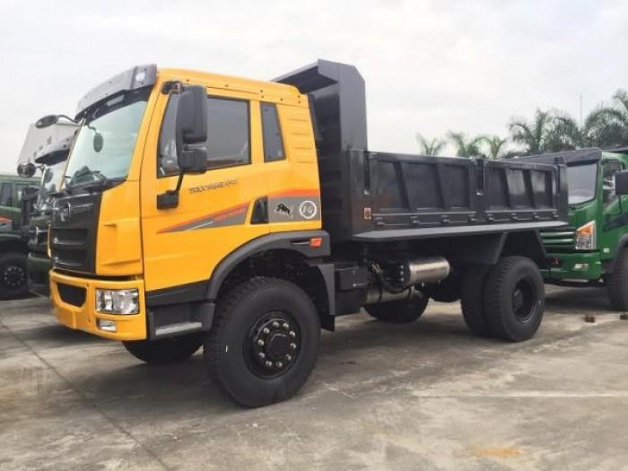 Bán xe tải Trường Giang 2 cầu 7 tấn 8 giá rẻ tại Quảng Ninh