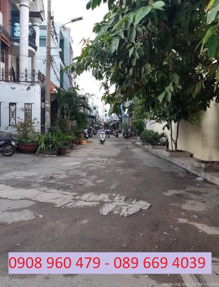 Tôi bán miếng đất đường Phan Văn Hớn, đất thổ cư