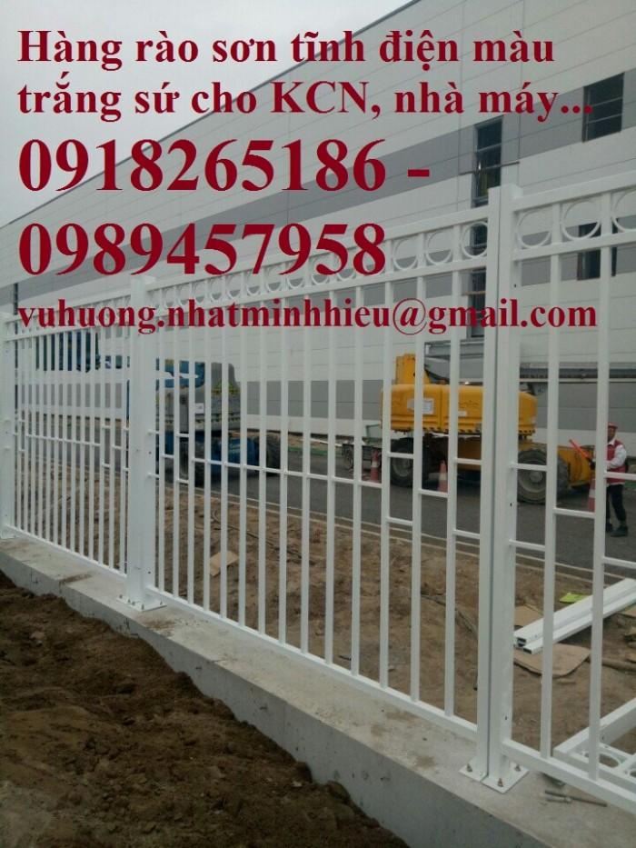 Hàng rào nhà xưởng giá rẻ tại Hà Nội mới 100%0
