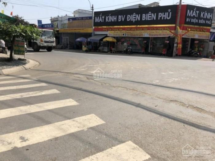 Bán đất sổ đỏ ngay chợ Rạch Kiến, gần Bình Chánh, giá rẻ 899tr/nền