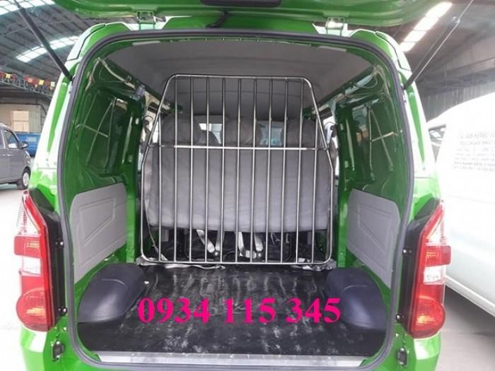 Nơi nào bán xe tải Van KenBo 5 chỗ  -650 kg giá tốt nhất - xe chính hãng/ chất lượng / Ô tô Tây Đô Kiên Giang