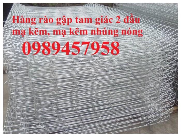 Lưới hàng rào Nhà máy Phi 5 50x150 và 50x200 sơn tĩnh điện giá tốt2