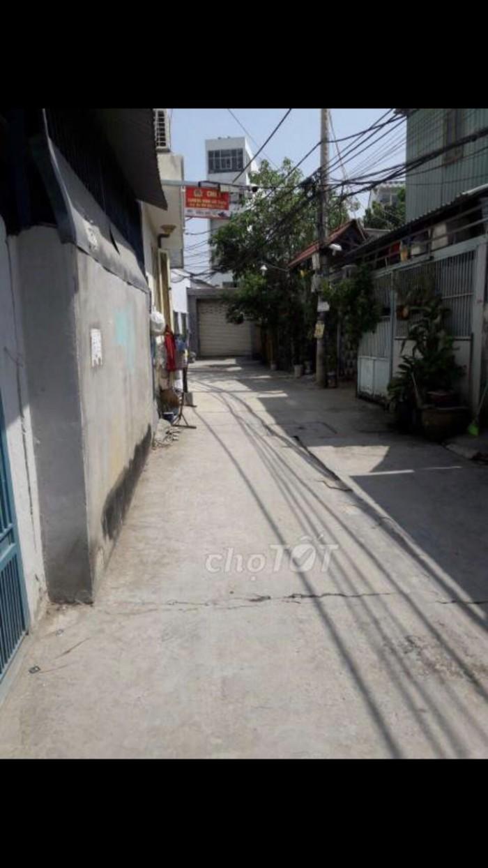 Cần bán nhà hẻm xe hơi 730 Huỳnh Tấn Phát, phường Tân phú, quận 7
