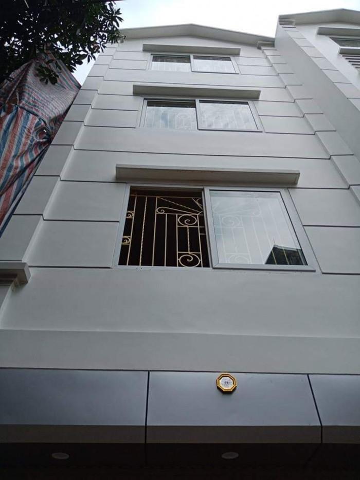 Chính chủ bán nhà phố Bùi Xương Trạch, OTO, DT 36m, 4 Tầng