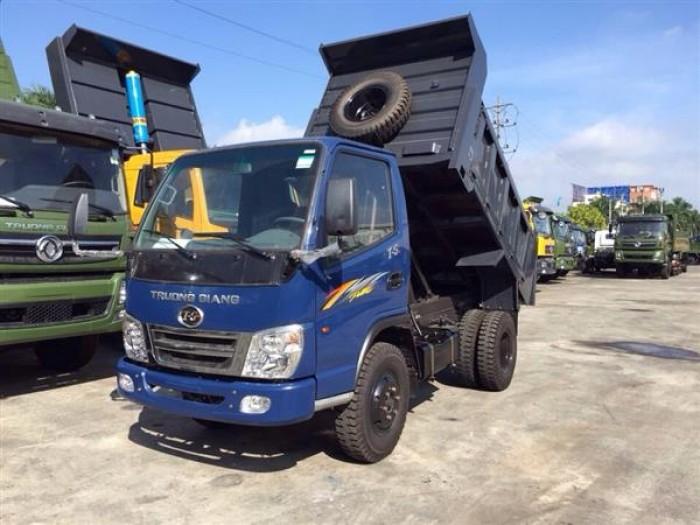 Bán xe Trường Giang 3 tấn 49 giá ưu đãi tại Quảng Ninh 0