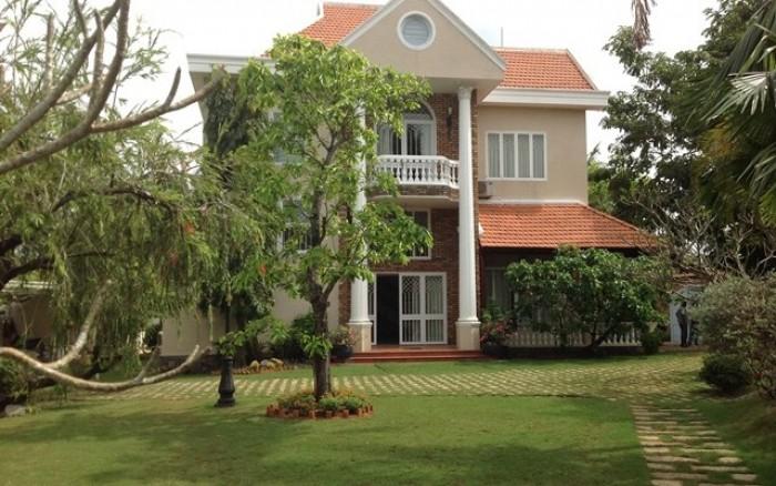 @Biệt thự đẹp như hình@ Bác Sắt bán gấp biệt thự đẹp tại Bình Chánh.