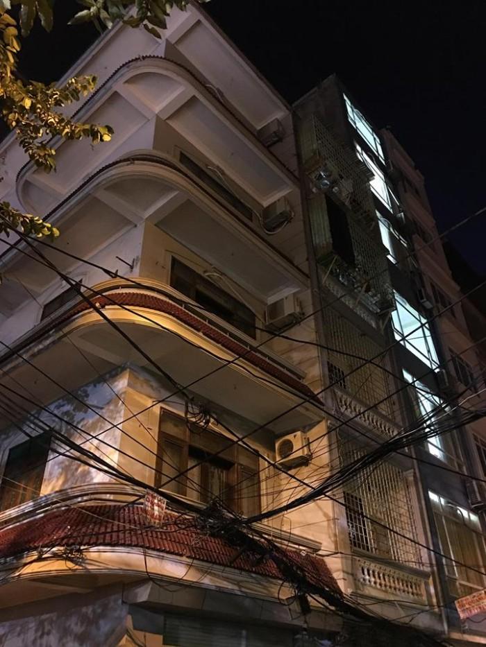 Bán nhà mặt phố kim đồng, diện tích 88m, lô góc 3 mặt thoáng, vỉa hè rộng 8m, xây 5 tầng đẹp