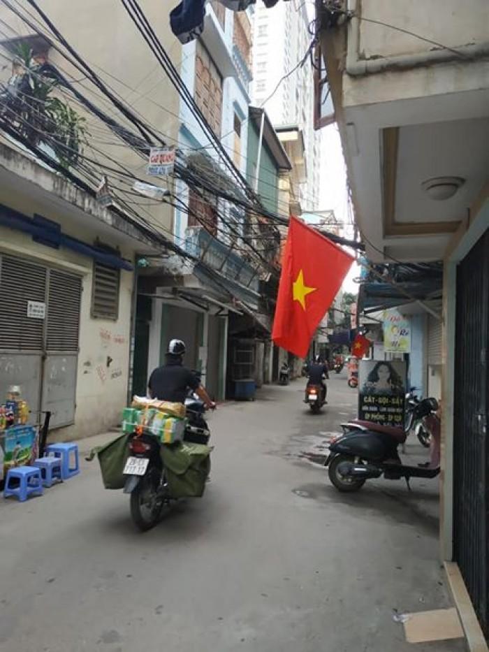 Bán nhà ngõ Trần Phú-Hà Đông. 42m2. ngõ thông.2 mặt ngõ KD nhỏ.