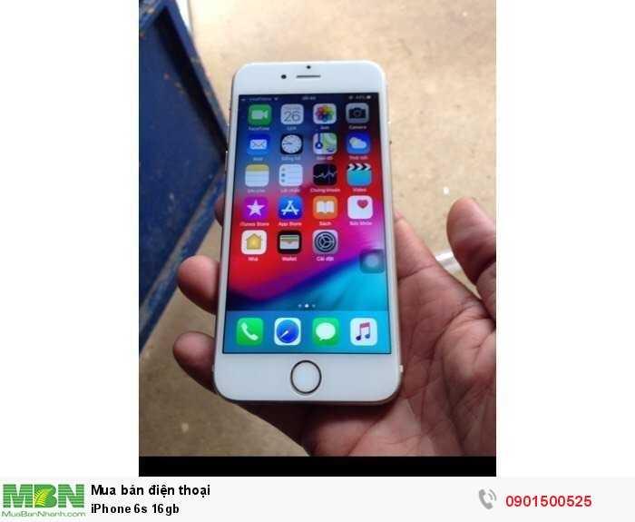 iPhone 6s 16gb0