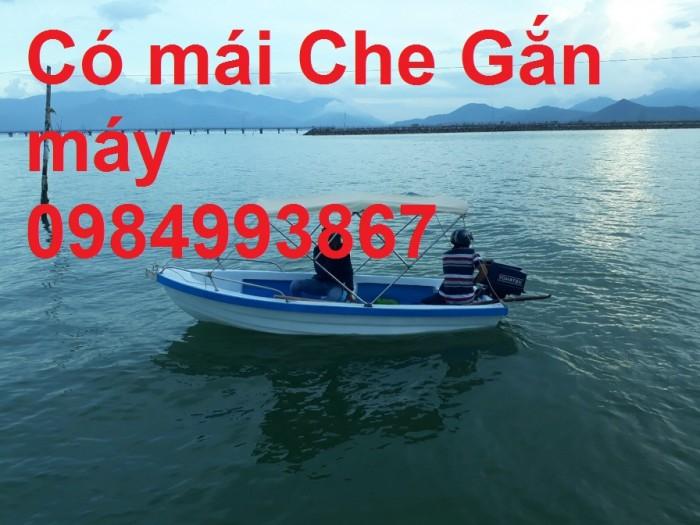 Thuyền Composite chèo Tay dài 3m6 ,4m ,5m1