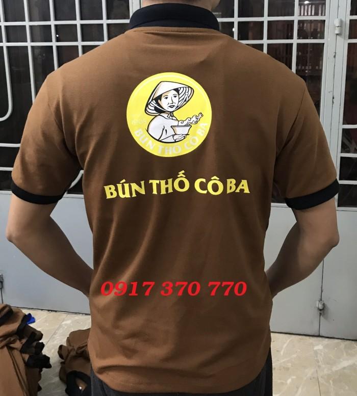 Nơi chuyên làm áo thun đồng phục lớp, nhóm, team building giá rẻ17