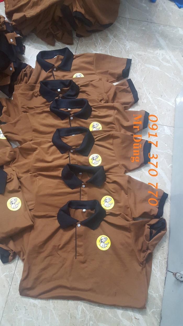 Nơi chuyên làm áo thun đồng phục lớp, nhóm, team building giá rẻ5