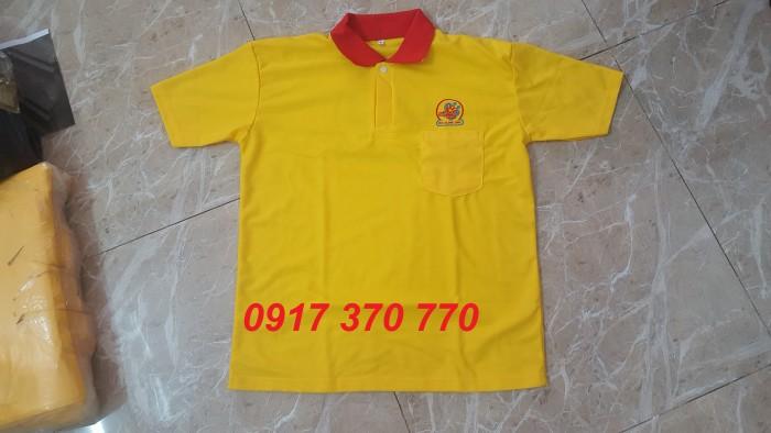 Nơi chuyên làm áo thun đồng phục lớp, nhóm, team building giá rẻ10