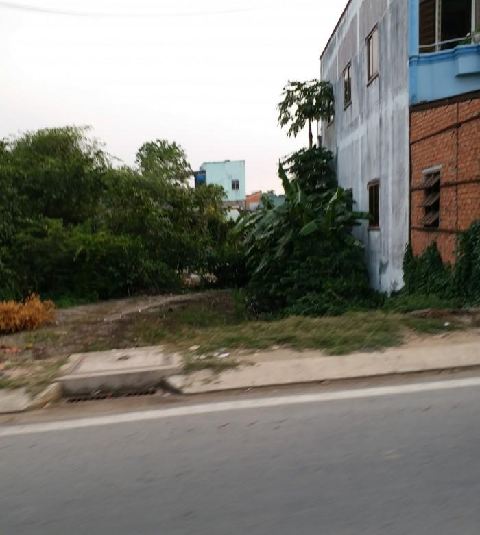 Anh Hải Bán Lô Đất Thổ Cư Cạnh Nhà 480m2 Đường Tân Liêm, Bình Chánh.