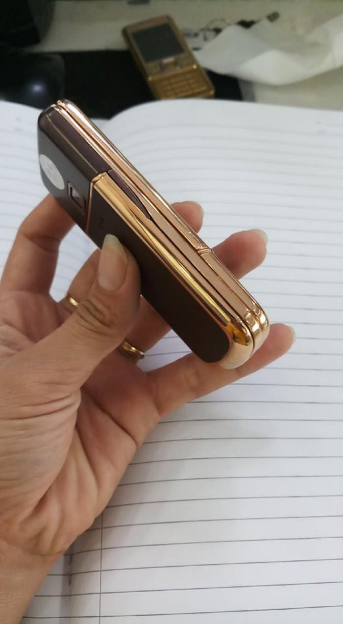 Điện Thoại Nokia 8800 Rose Nâu Main Zin Vỏ Mới6