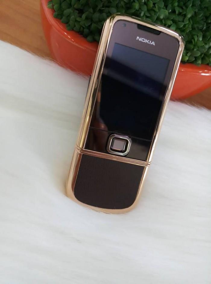 Điện Thoại Nokia 8800 Rose Nâu Main Zin Vỏ Mới8