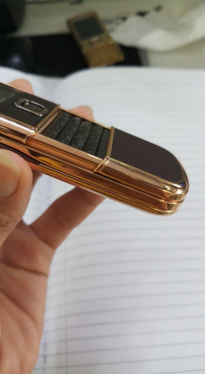Điện Thoại Nokia 8800 Rose Nâu Main Zin Vỏ Mới9