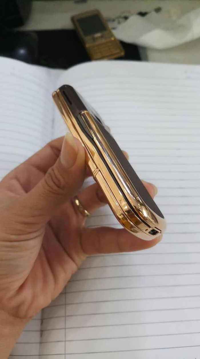 Điện Thoại Nokia 8800 Rose Nâu Main Zin Vỏ Mới10