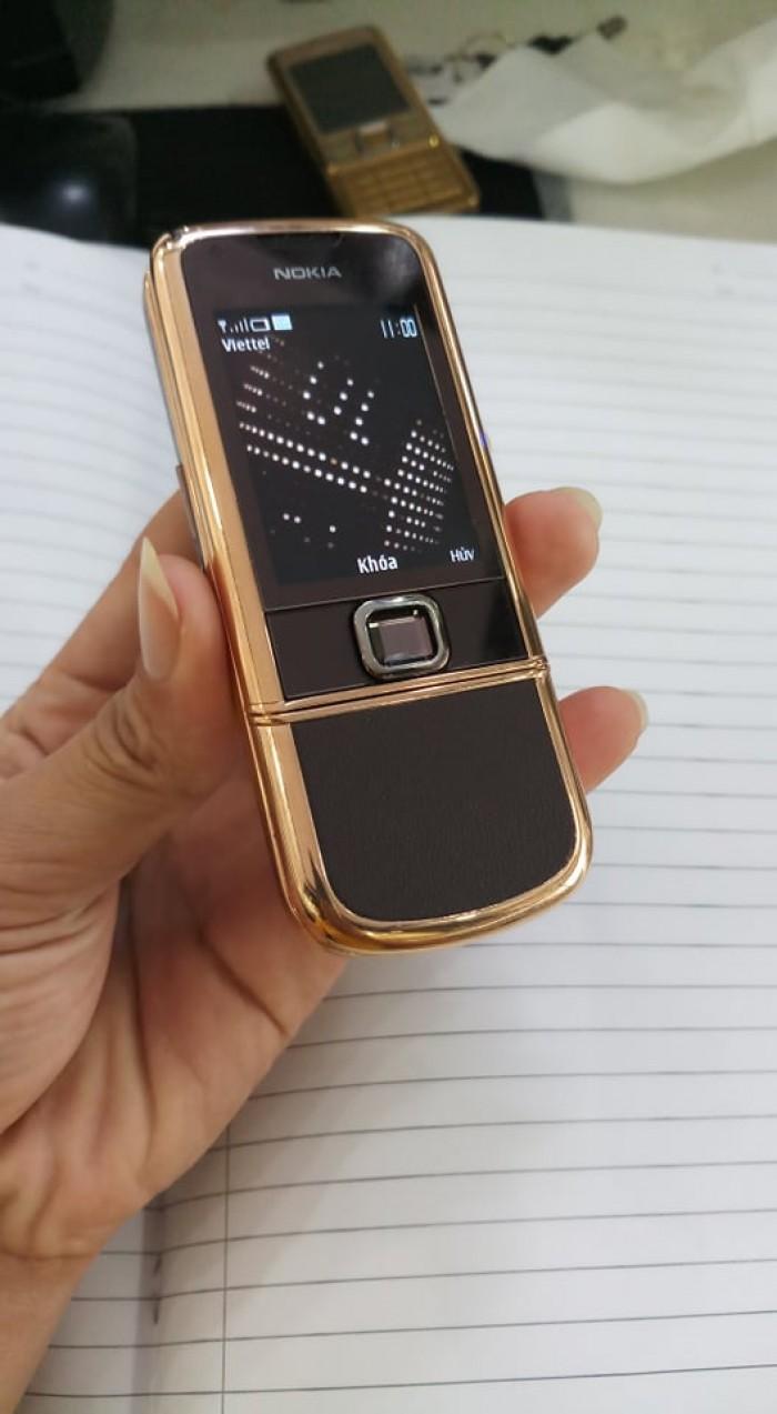 Điện Thoại Nokia 8800 Rose Nâu Main Zin Vỏ Mới11