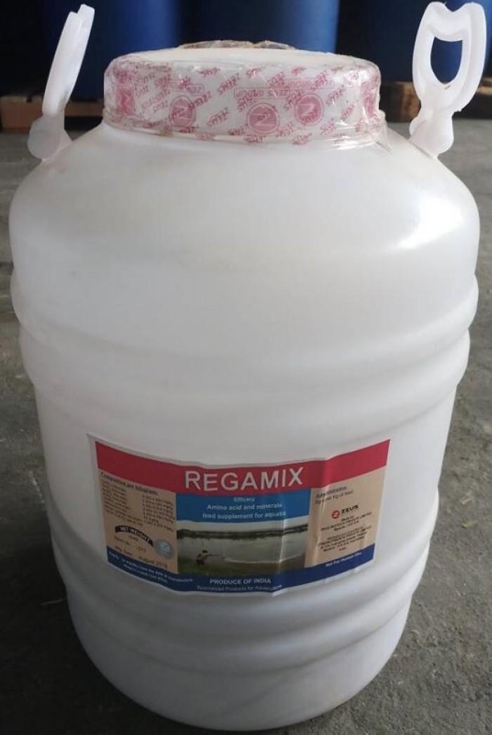 Regamix, bổ gan dạng bột, khoáng hữu cơ vi lượng0
