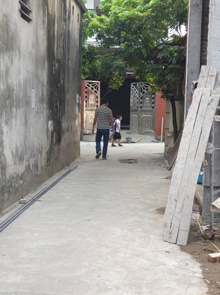 Đất trung tâm Thạch Bàn, Long Biên 36m² ngõ 2,5m