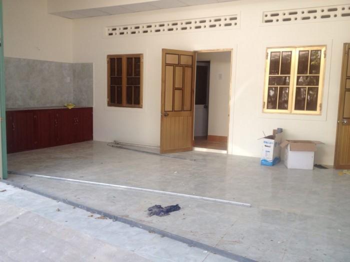 Nhà Mặt Tiền Kinh Doanh Nguyễn Công Trứ 8,6x5m