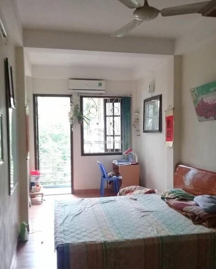 Bán nhà chắc chắn Thinh Quang, ô tô, dt 48mx4 tầng