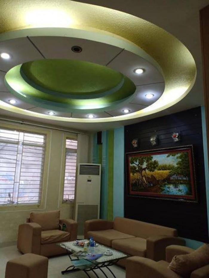 Bán nhà khinh doanh phố Vọng  DT 50M2 ,5Tầng, MT 8M