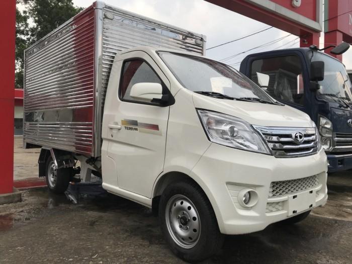 Giá xe tải Tera 100 Hàn Quốc, xe tải 990kg thùng dài 2m8 giá rẻ tại Hyundai Vũ Hùng...