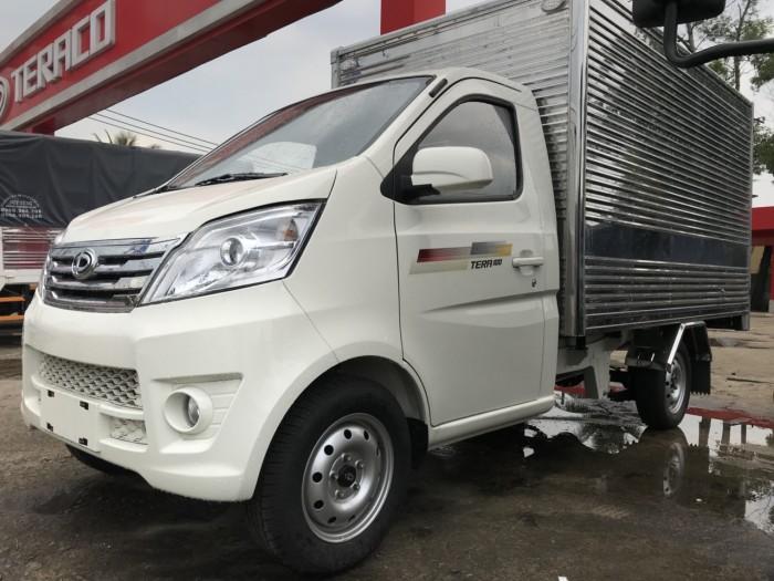 Xe tải Tera 100 Hàn Quốc, xe tải 990kg thùng dài 2m8 giá rẻ tại Hyundai Vũ Hùng - G�...