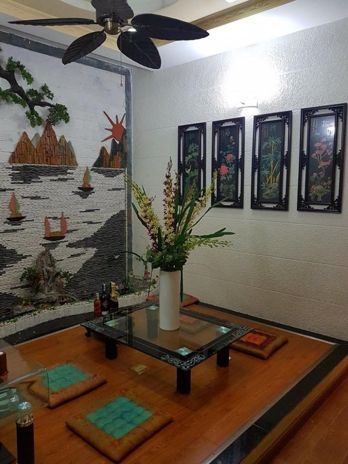 Phan Tâm bán nhà mặt phố Vũ Tông Phan 56m2 lô góc kinh doanh đỉnh