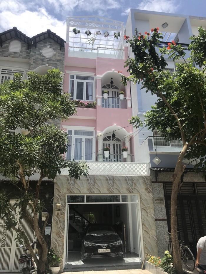 Nhà 4x16m, Hẻm 1979 Huỳnh Tấn Phát, Thị Trấn Nhà Bè