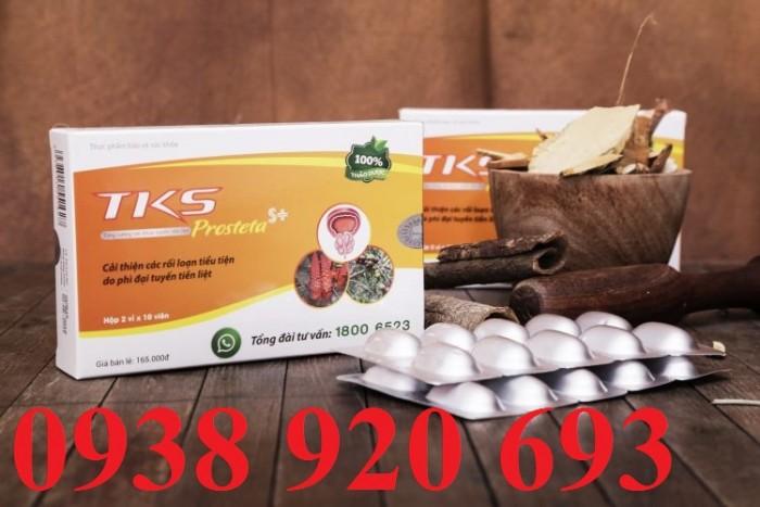 TKS Prosteta S+ có công dụng giúp bổ dương, hỗ trợ phòng ngừa tăng sinh u lành tính tuyến tiền liệt và giảm triệu chứng sưng tuyến tiền liệt, cải thiện các rối loạn tiểu tiện do phì đại tuyến tiền liệt Thực phẩm bảo vệ sức khỏe0