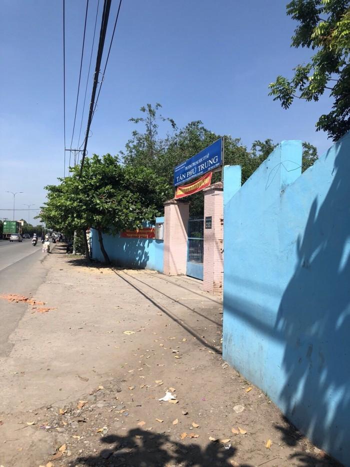 Đất Nền Đầu Tư Củ Chi, Tân Phú Trung