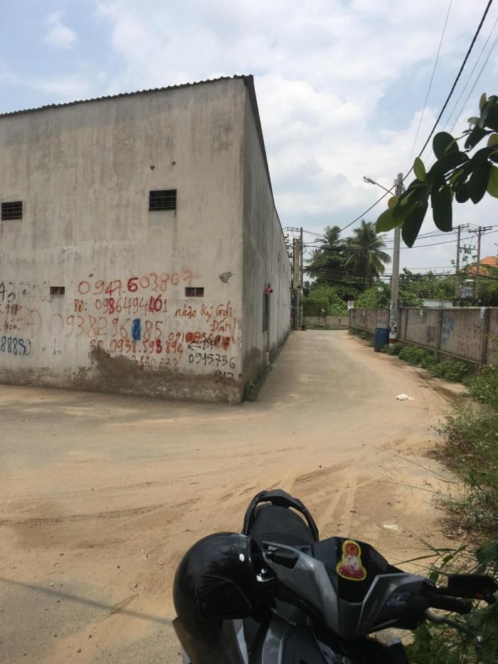 Cần bán 158m2 đất thổ cư 100% tại đường 12 Trường Thọ,Thủ Đức