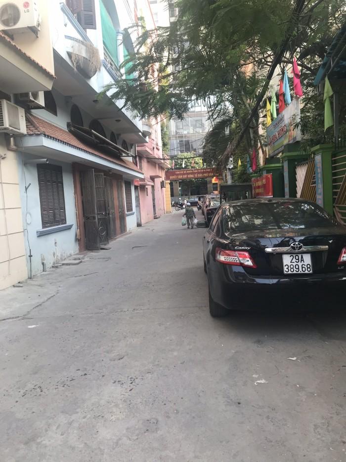 Bán nhà phố Lương Văn Can.Hà Đông.40m2.cách mặt đường 10m.có ban công rất đẹp.