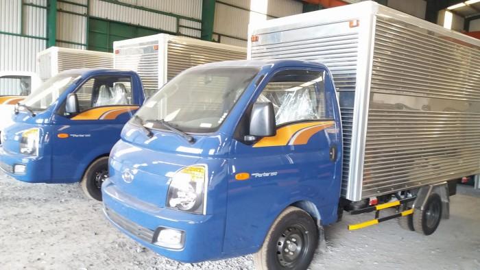 Xe mới Hyundai Porter H150 - 1.5 tấn, 100%, giá nhà máy! 0