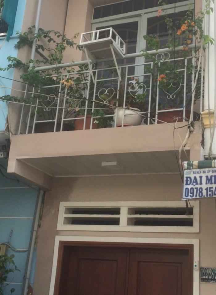 Nhà rẻ Phú Nhuận, thích hợp mua đầu tư.