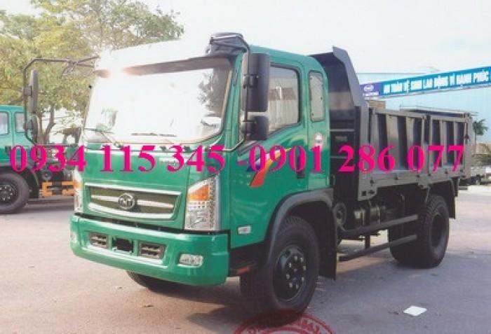 Nơi nào bán xe Ben TMT 8.6 tấn = 8 T6 = 8 tấn 6 =8.6T  giá tốt nhất - xe có sẵn / Ô tô Tây Đô Kiên Giang 4